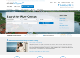 rivers.affordabletours.com