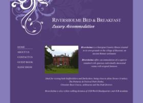riversholme.co.uk