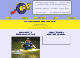 riversidecanoes.com