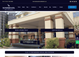 riversidehotel.co.za