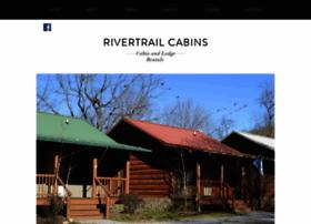 rivertrailcabins.com