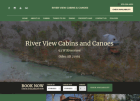 riverviewcabins-canoes.com