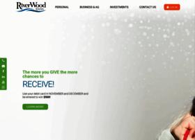 riverwoodbank.com