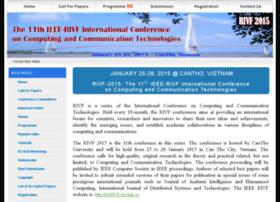 rivf2015.ctu.edu.vn