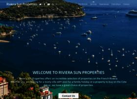riviera-sun-properties.com