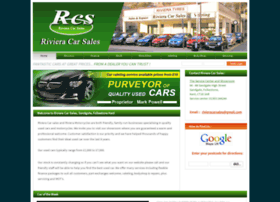rivieracarsales.co.uk