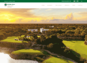 rivieramaya-golfclub.com