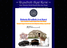 riyadhohayatkursi.com