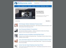 rizkyzone.com