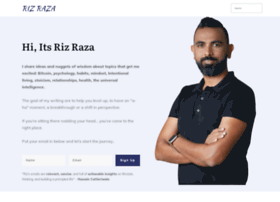 rizwanraza.com