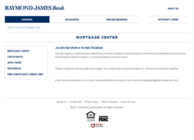 rjbank.mortgagewebcenter.com