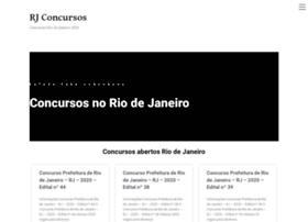 rjconcursos.com.br