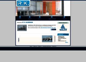 rkaluminium.com
