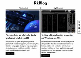 rkblog.rk.edu.pl
