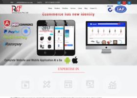 rkfinfoservices.com
