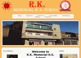 rkmemorialschool.org