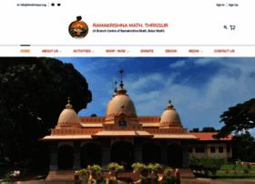rkmthrissur.org