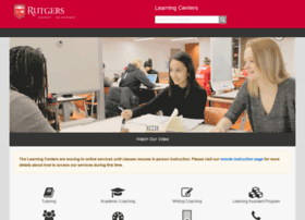 rlc.rutgers.edu