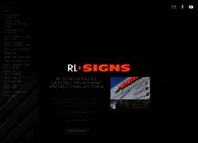 rlsigns.com.au