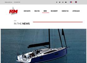rm-yachts.com