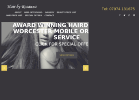 rmahairdressing.co.uk