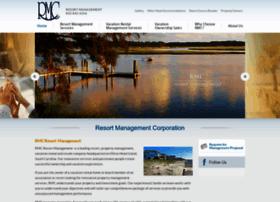 rmcresortmanagement.com