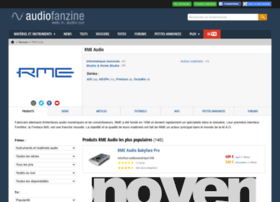 rme-audio.audiofanzine.com