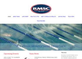 rmscswimming.com