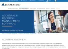 rmsoftware.ironmountain.com