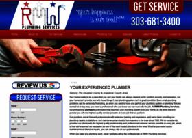 rmwplumbingservices.com