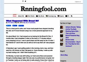 rnningfool.com