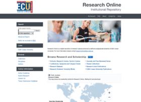 ro.ecu.edu.au