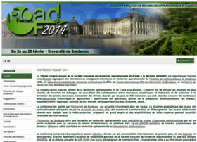 roadef2014.sciencesconf.org