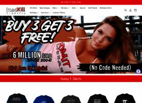 roadkilltshirts.com
