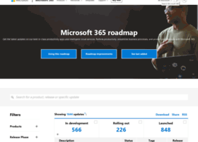 roadmap.office.com