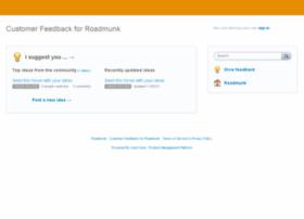 roadmunk.uservoice.com