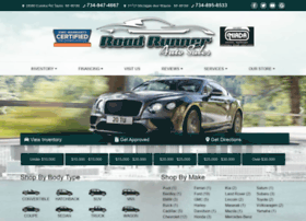roadrunnerautosale.com