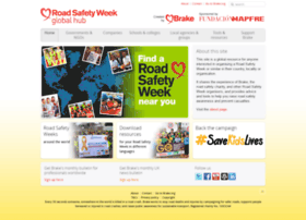 roadsafetyweek.org