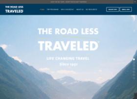 roadslesstraveled.net