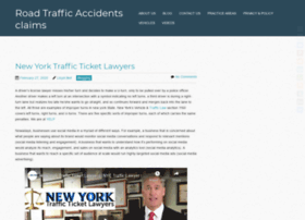 roadtrafficaccidentsclaims.com