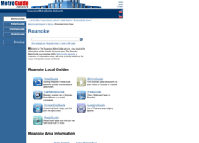 roanoke.metroguide.com
