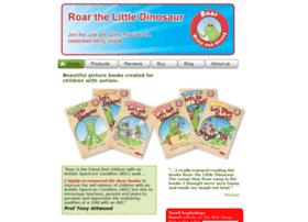 roar-littledinosaur.com