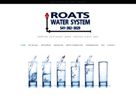 roatswatersystem.com
