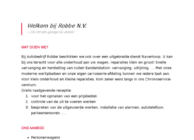 robbe.be
