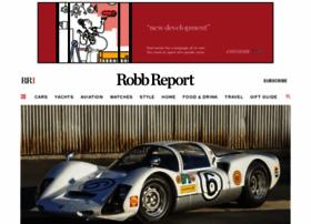 robbreport.com