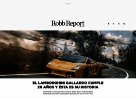 robbreport.mx