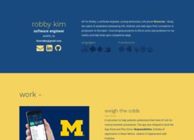 robbykim.com