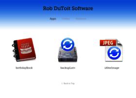 robdutoitsoftware.com