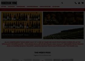 robersonwine.com