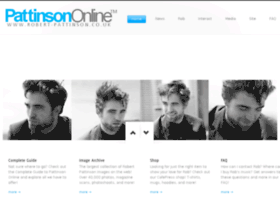 robert-pattinson.co.uk